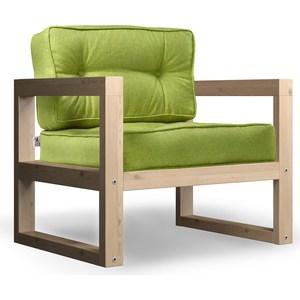 Кресло Anderson Астер сосна-зеленая рогожка. кресло anderson астер сосна оранжевая рогожка