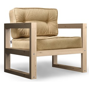 Кресло Anderson Астер сосна-бежевая рогожка. кресло anderson астер сосна оранжевая рогожка