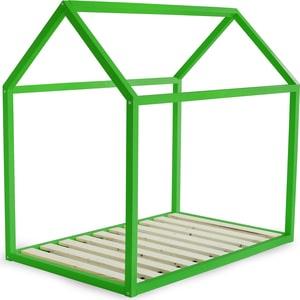 Кровать Anderson Дрима Base зеленая 90x190 детская кровать домик андерсон дрима н