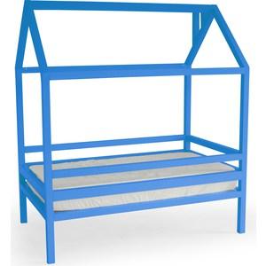 Кровать Anderson Дрима H голубая 80x190