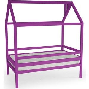 Кровать Anderson Дрима H фиолетовая 80x190