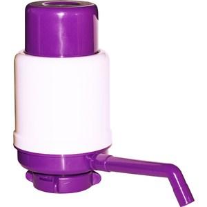 Помпа механическая Aqua Work Дельфин ЭКО, фиолетовая