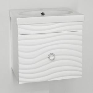 Тумба с раковиной Style line Вероника 60 белая (2000949075853, NXT60SLWB01)