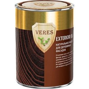 Масло для деревянных фасадов VERES OIL EXTERIOR № 9 палисандр 0.9л.