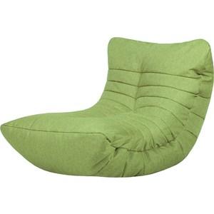 Бескаркасное кресло Папа Пуф Cocoon lime бескаркасное кресло папа пуф club chair lime