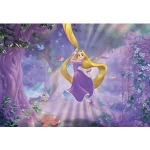 Фотообои Disney Rapunzel (3,69х2,54 м) фотообои disney minnie colorful 0 73х2 02 м