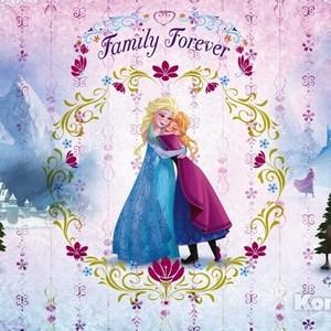 Фотообои Disney Frozen Family Forever (3,68х2,54 м)