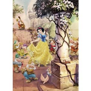 Фотообои Disney Танцующая Белоснежка (1,84х2,54 м)