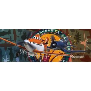 Фотообои Disney Planes Squadron (2,02х0,73 м) фотообои disney minnie colorful 0 73х2 02 м
