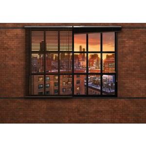 Фотообои Komar Brooklyn Brick (3,68х2,54 м) (8-882)