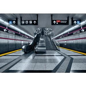 Фотообои Komar Subway (3,68х2,54 м) (8-996)