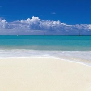 Фотообои Komar Deserted Beach (3,68х1,27 м) (4-712)