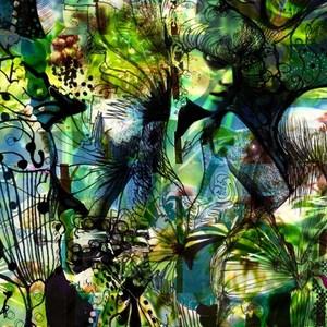 Фотообои Komar Aphrodites Garden (1,84х2,54 м) (4-915)