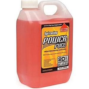 Топливо HPI Racing Powerfuel 20% 2,5 литра двигатель hpi racing 0 28 nitro star f4 6 v2 hpi 111595