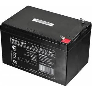 все цены на Батарея Ippon IP12-12 12В 12Ah онлайн