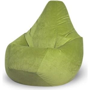 Кресло мешок Пуфофф Balu Green XL