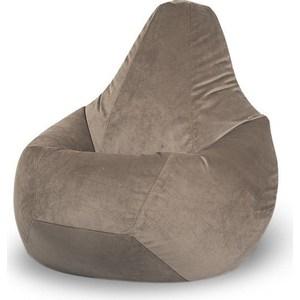 Кресло мешок Пуфофф Balu Light Brown XL цена