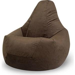 Кресло мешок Пуфофф Spaik Brown XL