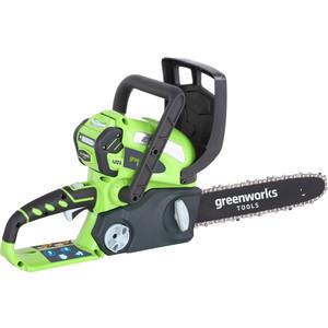 Электропила аккумуляторная GreenWorks G40CS30 (20117UB)