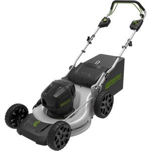 цена на Газонокосилка аккумуляторная самоходная GreenWorks 82V, 46см (2502507)