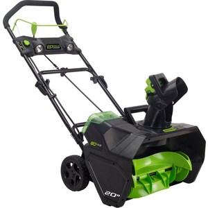 цена на Снегоуборщик аккумуляторный GreenWorks GD80SB (GD80STK2)