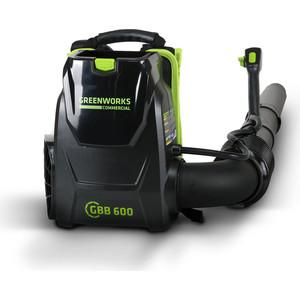 Ранцевая воздуходувка аккумуляторная GreenWorks GD82BPB (2402507)
