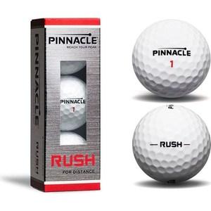 Мяч для гольфа Pinnacle Rush P4034S-BIL предназначен игры на дальние дистанции