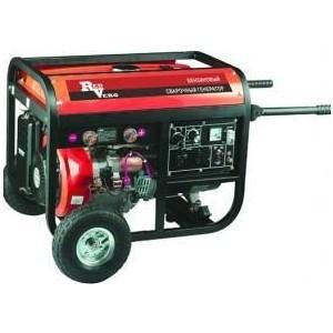 Генератор бензиновый сварочный REDVERG RD190EBW генератор бензиновый kipor kge 12 e