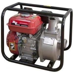 Мотопомпа бензиновая REDVERG RD-WP20C