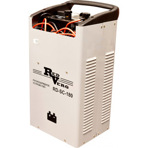 Пуско-зарядное устройство REDVERG RD-SC-180 зарядное
