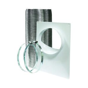 Комплект для вытяжки Era диаметр 125 мм (VK 125)