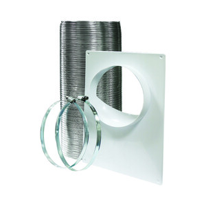 Комплект для вытяжки Era диаметр 150 мм (VK 150)