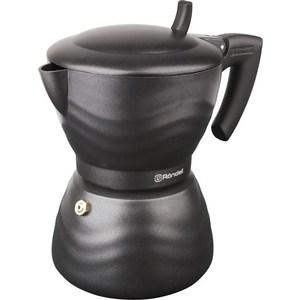 Гейзерная кофеварка 6 чашек Rondell Walzer (RDA-432) кофеварка гейзерная rondell kafferro 9 порций алюминий rda 994