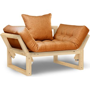 Кресло Anderson Амбер сосна-оранжевая рогожка. кресло anderson астер сосна оранжевая рогожка