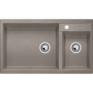Кухонная мойка Blanco Metra 9 серый беж (517364) weissgauff fabio granit серый беж