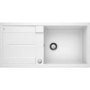 цена Кухонная мойка Blanco Metra XL 6 S белый (515280) онлайн в 2017 году