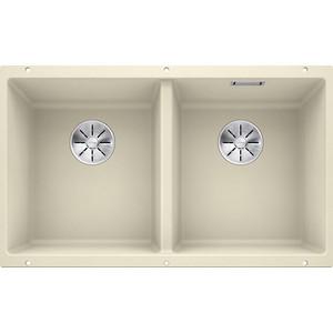 Кухонная мойка Blanco SubLine 350/350-U жасмин (523579)