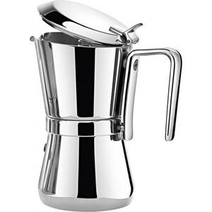 Гейзерная кофеварка на 6 чашек Giannini Giannina (3006010S)