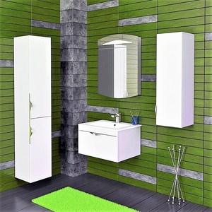 Мебель для ванной Alvaro Banos Alma 60 белый лак тумба с раковиной alvaro banos alma 60 белый лак 8405 0100 euphoria 60