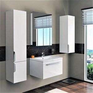 Мебель для ванной Alvaro Banos Viento 80 белый лак