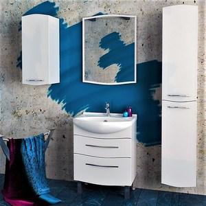 Мебель для ванной Alvaro Banos Carino Maximo 65 белый лак
