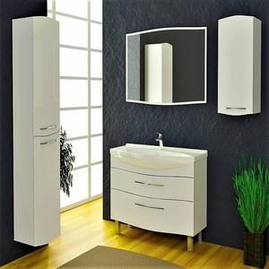 Мебель для ванной Alvaro Banos Carino Maximo 85 белый лак