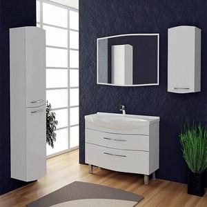 Мебель для ванной Alvaro Banos Carino Maximo 105 белый лак