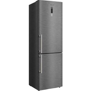 Холодильник Hiberg RFC-332DX NFX двухкамерный холодильник hiberg rfc 311 dx nfgs
