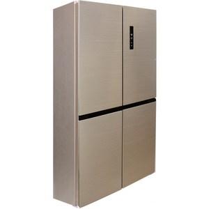лучшая цена Холодильник Hiberg RFQ-490DX NFY