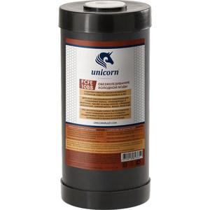 Картридж Unicorn FCFE 10BB для удаления железа из воды, с добавлением диоксида марганцевого песка