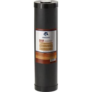 Картридж Unicorn FCFE 20BB для удаления железа из воды, с добавлением диоксида марганцевого песка