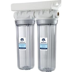 Фильтр предварительной очистки Unicorn FH2P 1/2 DUO 10 2P
