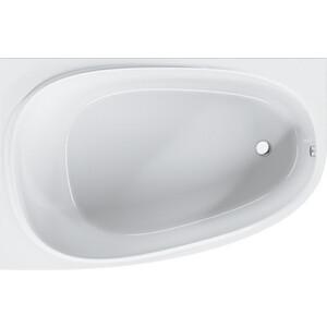 Акриловая ванна Am.Pm Like 170х110 левая, с каркасом