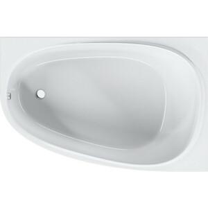 Акриловая ванна Am.Pm Like 170х110 правая, с каркасом акриловая ванна santek эдера 170х110 см правая без монтажного комплекта 1wh111994